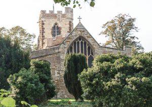 All Saints Church, Cople